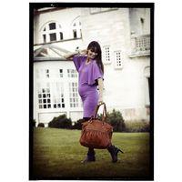 Ninka dress- Orchid violet