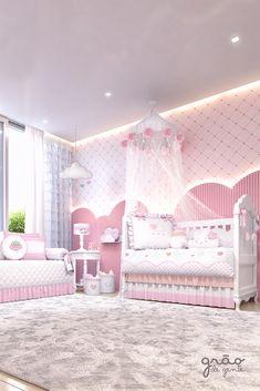 Magical Collection Circu Magical Furniture - Luxury brand for children Baby Bedroom, Girls Bedroom, Bedroom Themes, Bedroom Decor, Girls Room Storage, Princess Bedrooms, Kids Room Design, Trendy Bedroom, Baby Cribs