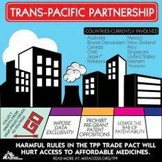 Trans pacific partnership #tpp