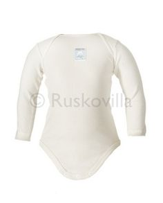 Organic cotton body long sleeves  28 chf