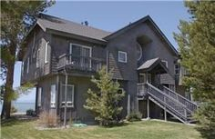 """South Lake Tahoe, CA: """"Tahoe Meadows"""" is located in the historic, lakefront community of Tahoe Meadows - a gated community two blocks from skiing and the casinos. This is t..."""