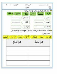 ورقة عمل تدريباتدرس ساكون طيار ا Language Arabic Grade Level الثاني الأساسي School Subject لغة عربية Main Con In 2021 Online Workouts Worksheets Online Activities
