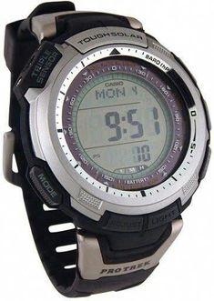 Quartz Watches Humorous Casio Watch Protrek Mens Quartz Sports Watch Mountaineering Solar Wave Anti-low Temperature Waterproof Watch Prw-3100 Prg-270 Watches