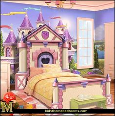 The $200,000 Playrooms The Worldu0027s Wealthy Are Building | Princess Bedrooms,  Dahlia And Virginia