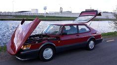 saab 900-turbo 2-0-turbo red arrow - 1988