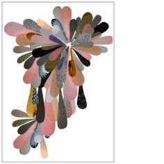 art by Kristine Mandsberg - via cmyk kld copenhagen
