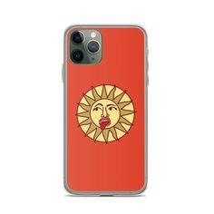 Sassy Sun iPhone Case - iPhone 11 Pro