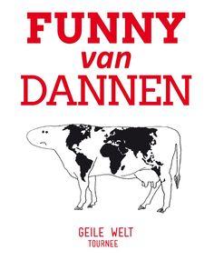 Funny van Dannen - Geile Welt Tournee - Tickets unter: www.semmel.de