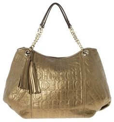 Carolina Herrera Hardware Hobo Bag
