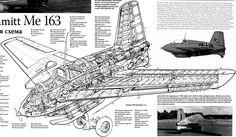 Messerschmitt Komet Me.163