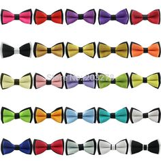 Cheap accessories motocross, Buy Quality necktie style directly from China accessories tape Suppliers: baby boy bowtie gravata butterfly tie wedding dress corbatas gravatas summer style high quanlity 9.5*5CM 17 colorsUS $ 1
