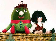 Humpty And Jemima 90s Kids Tv