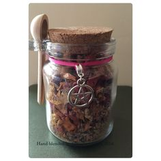 Hand Blended Love And Harmony Incense With Jar And Spoon | eBay  #witch #wicca #pagan #wiccan  #spell #incense #pentacle #occult  £9.99 plus p&p