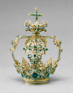 Spanish or Spanish Colonial, Crown