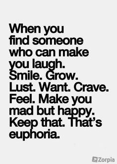 Euphoria definition, a state of intense happiness and self-confidence. #zorpia #love #happiness
