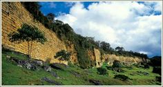 Kuelap Fortress - Chachapoyas Peru - the Cloud Forest people
