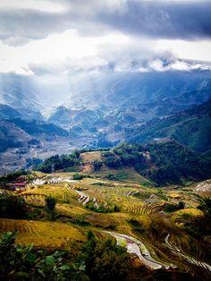 Sapa, Vietnam  - Imgur