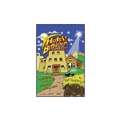 $16 Hotel Bethlehem CD A Children's Christmas Musical Preview Pack (CD) Childrens Christmas, Sunday School Lessons, Bethlehem, Ministry, Musicals, Nativity, Musical Theatre