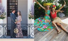 Beatrice Borromeo wears 4 wedding dresses to marry Pierre Casiraghi