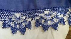Oya Crochet Borders, Crochet Patterns, Needle Lace, Crochet Earrings, Throw Pillows, Embroidery, Cute, Diy, Gardening