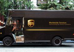 ups truck Ups Delivery, Funny Google Searches, United Parcel Service, Trump Is My President, Trump Protest, Trump Train, Trump Pence, Political Figures, Conservative Politics