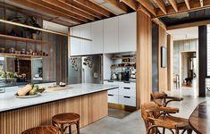 Kitchen Interior, Kitchen Decor, Interior Livingroom, Cheap Bathrooms, Interior Decorating, Interior Design, Interior Modern, Mediterranean Decor, Australian Homes