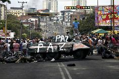 Venezuela: Violence Against Protesters, Journalists - protesters taking to the streets in Venezuela have been met by excessive and unlawful force by security forces.