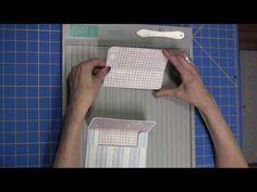 video for making envelopes