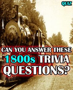 I Got 1800s Trivia Guru!! Wow! From politics, to exploration, to literature, to inventions – you have completely mastered the 1800s!  It takes a real history lover to be crowned a true 1800s Guru, and you did it. Congratulations! Most people remember the Civil War, novels, or inventors, but not all of the above