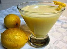 Mousse de limòn (leche condensada) ༺✿ƬⱤღ✿༻