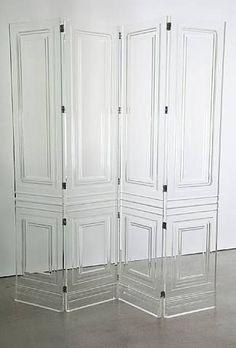 artnet Galleries: Four Panel Screen by Geoffrey Bradfield from Sebastian + Barquet