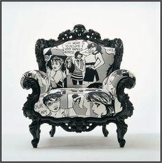 karikatürize koltuk :o)