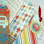 Father's Day Bookmarks #FathersDay #Party #Ideas #DIY #Printable #cards #invitations #crafts for #kids