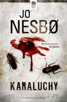 Jo Nesbo - Karaluchy