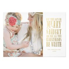 Photographs provided courtesy of ©Melissa Stallings Photography www.melissa-stallings.com For more colors and styles visit our shop! Fine and Dandy Paperie #holiday #overlay #christmas #xmas #2014 #seasonal #gold #dots #foil #merry #and #bright #december #winter #photo #card #photocard #family #cute #fun #pretty #typography #text #modern #chic #whimsy #kids #horizontal #new #year #shine #shimmer #polka #dot #be #merry #merry #bright #white