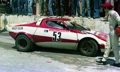 Lancia Stratos F.Vintaloro - A.Runfola Box