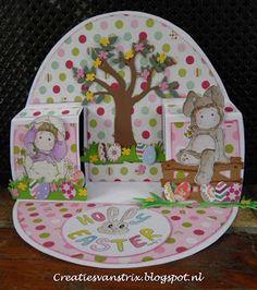 Creaties van Strix: Hoppy Easter
