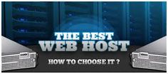 Web Hosting and Domain Name Registration are two most important steps towards success.