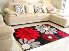 Tips On Choosing A Carpet For Your Living Room New-product-series-of-Carrier-carpet-tulip-coffee-table-living-room-carpet-and-more-sizes-availableNew-product-series-of-Carrier-carpet-tulip-coffee-table-living-room-carpet-and-more-sizes-available Shag Carpet, Diy Carpet, Rugs On Carpet, Bedroom Carpet, Living Room Carpet, Living Room Designs, Living Room Decor, Tapete Floral, Cheap Rugs