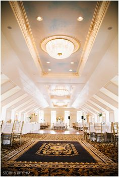 Hilton Hotel Wedding In Durham North Carolina