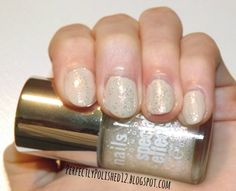 "PerfectlyPolished12: Nails INC's ""Trafalgar Square"" over OPI's ""You're So Vain-illa"""