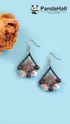 The Effective Pictures We Offer You About DIY Wire Earrings ear rings A quality picture can tell you many things. You can find the most beautiful pictures that can be presented to you about DIY Wire E Tatting Earrings, Tatting Jewelry, Bead Jewellery, Wire Earrings, Wire Jewelry Making, Jewelry Making Tutorials, Wire Wrapped Jewelry, Beaded Jewelry Patterns, Wire Jewelry Designs