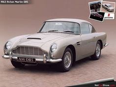 Aston Martin D85