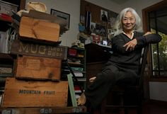 Maxine Hong Kingston works in her casita, Monday January at her home in Oakland,Calif. Photo: Lacy Atkins, The Chronicle / SF Maxine Hong Kingston, Interesting Reads, New Life, Writers, Oakland Hills, Art Gallery, Atkins, Destruction, Reading