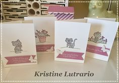 Love Notes By Kristine Stampin' Up! Creative Inking Blog Hop