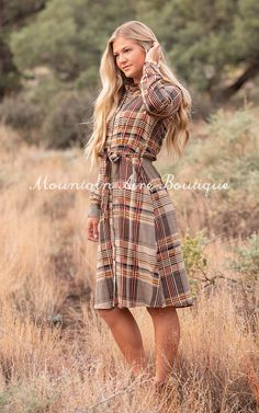The Sydney – Mountain Aire Boutique Plaid Design, Boutique Clothing, Sydney, Fashion Inspiration, Street Wear, Marriage, Mountain, Clothes For Women, Long Sleeve