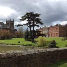 Staunton Harold. My Mum spent the last 3 wks of her life here, 18 yrs ago. Such a fabulous place. Xx