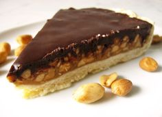 Ízek és élmények: Mogyorós-vajkaramellás csokoládétorta