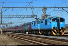 Net Photo: Prasa Transnet Freight Rail Class Electric at Cape Town, South Africa by Francois Mattheus South African Railways, Electric Locomotive, Train Journey, Public Transport, Cape Town, Vehicles, Trains, World, Car