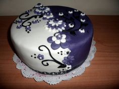 Chocolate Ganache With Oreo Cookies  on Cake Central